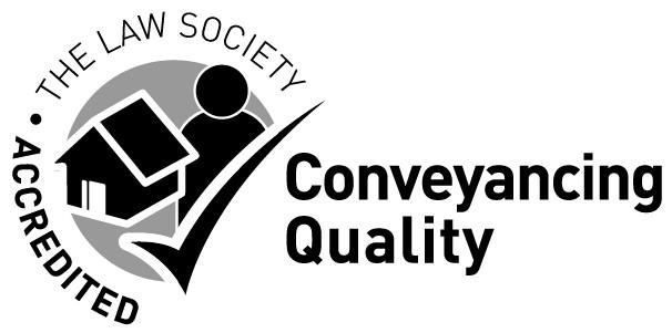 Accredited conveyancing logo